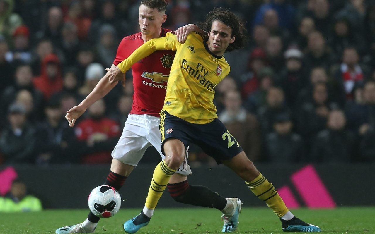Manchester United Vs Arsenal Premier League Live Man