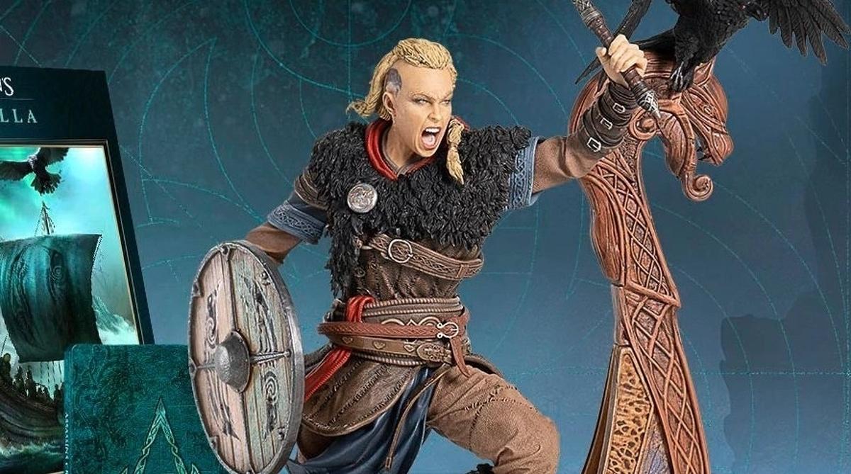 Assassin S Creed Valhalla S Female Hero Revealed V